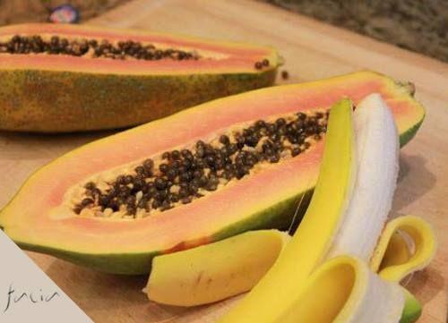 Kết quả hình ảnh cho Banana peel or papaya peel