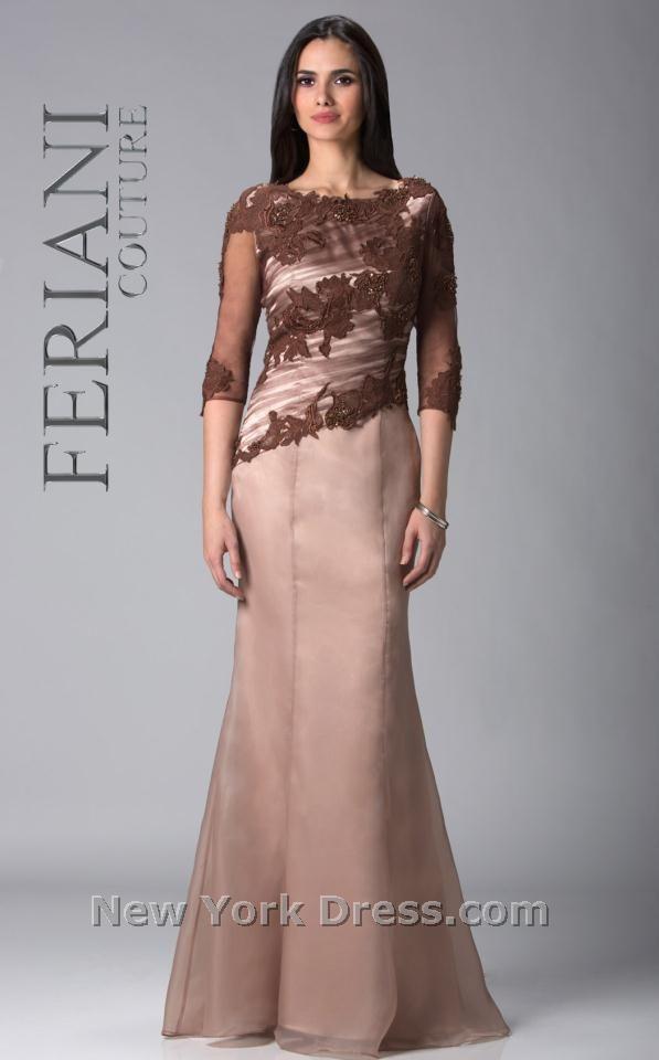 Feriani 18394 Dress - NewYorkDress.com