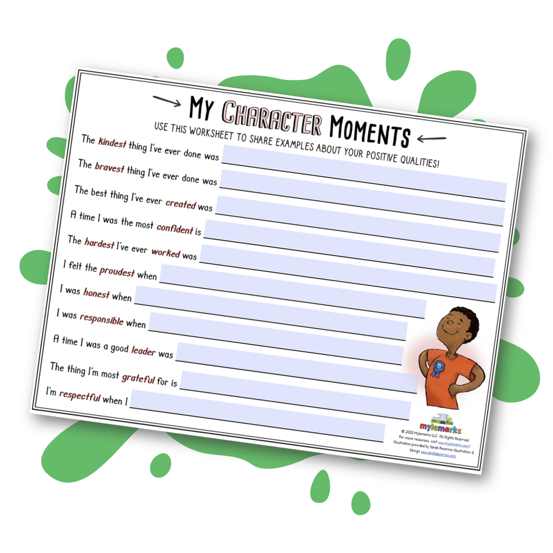 Pin On Self Esteem And Confidence Resources For Kids