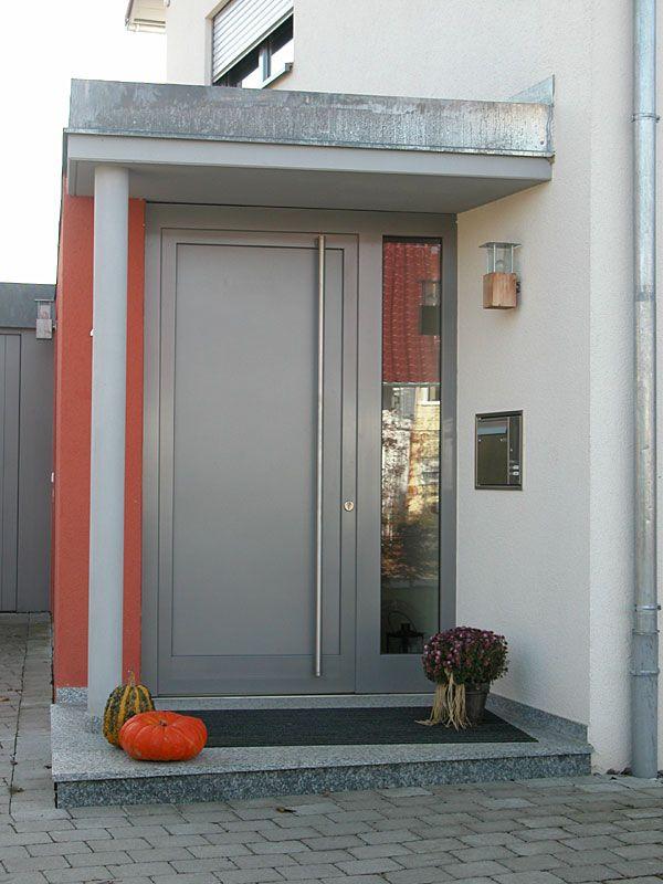 Haustüren weiß grau  HAUSTÜREN von Wachter Holz :: Fensterbau, Wintergarten, Gartenhaus ...