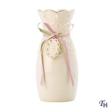 Love Notes Loved Bud Vase W Charm By Lenox Bud Vases Lenox Vase Vase