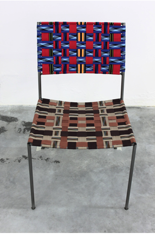 thesyzcollection: Franz West Uncle Chair, 2008; 86 x 51 x 55 cm ...
