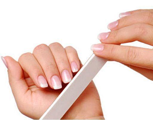 Diferentes Tipos De Limas De Unas Y Para Que Sirven Como Limar Las Unas Limas Para Unas Manicure En Casa