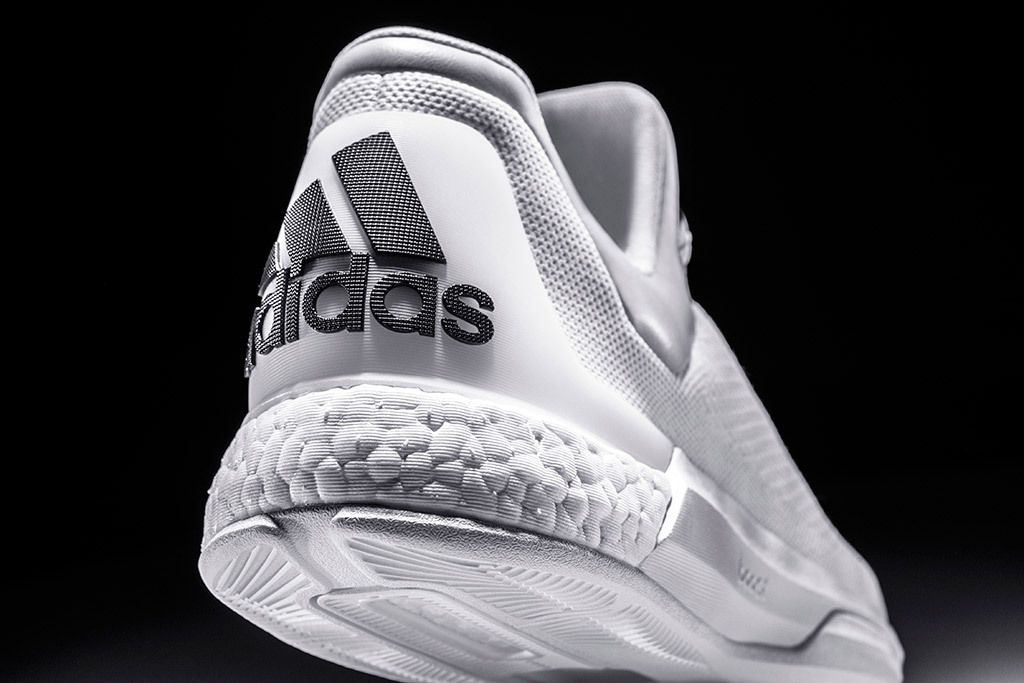 Adidas Unveils Limited Edition Crazylight Boost Triple White
