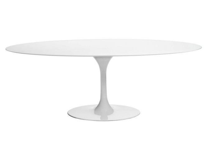 Tulip Table Oval Lacquer Tulip Table Saarinen Tulip Table Saarinen Tulip Table Oval