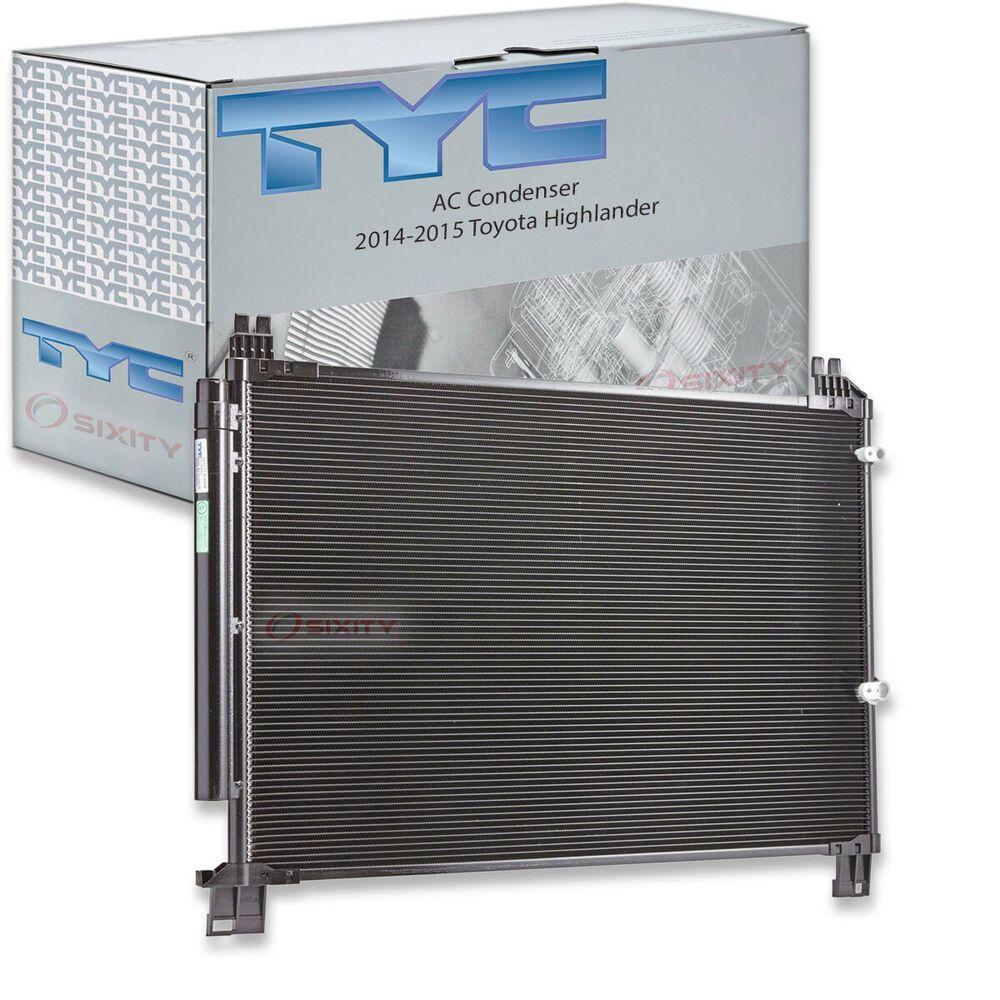 (Sponsored eBay) TYC AC Condenser for 20142015 Toyota