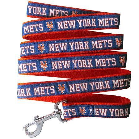 New York METS MLB Nylon Leash