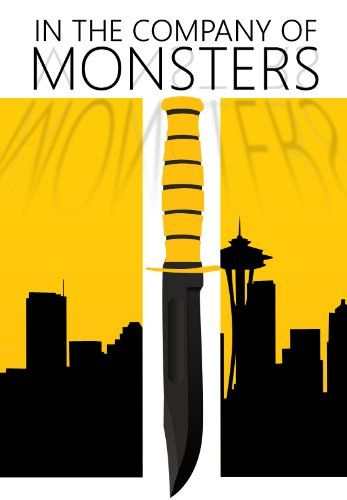 In the Company of Monsters - this book is free on Amazon as of February 17, 2013. Click to get it. See more handpicked free Kindle ebooks - judged by their covers fresh every day at www.shelfbuzz.com