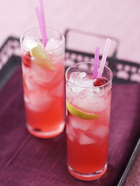 Nantucket Lemonade  sounds like my kind of driink