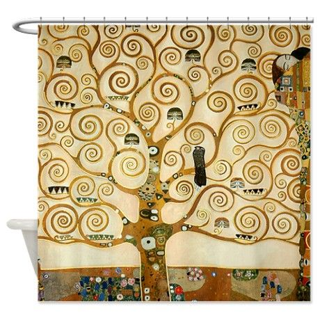 Pin By Roan Rangel On Enfants Tree Of Life Art Shower Curtain