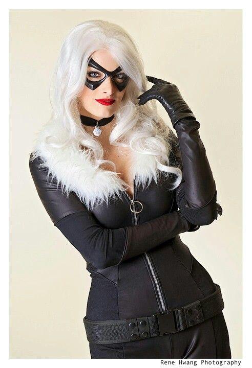 Blackcat Felicia Hardy Black Cat Felicia Hardy Pinterest