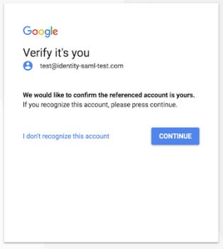 قوقل ستطلق ميزة التأكد أثناء تسجيل الدخول في تطبيقات الطرف الثالث الشهر المقبل Google Chrome Google Tech News