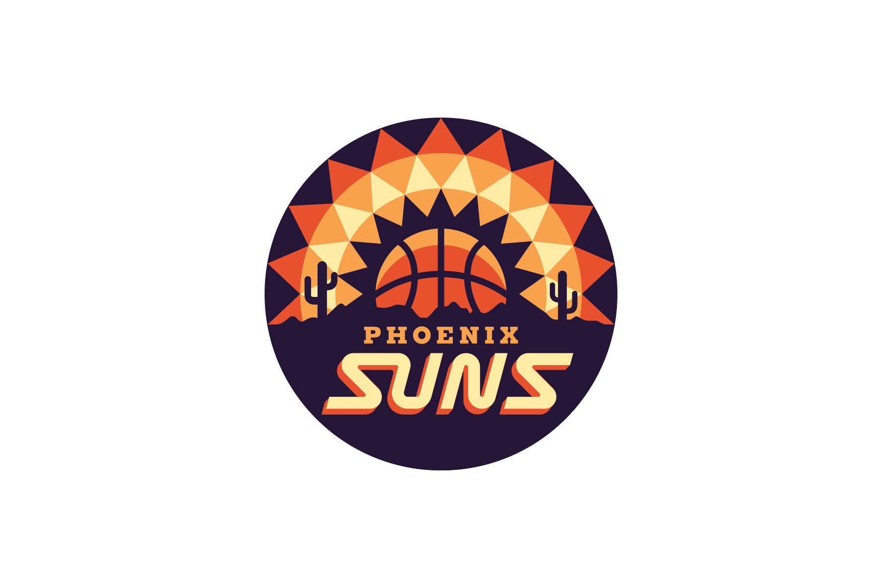 Suns Logo Concept Google Search Logo Redesign Phoenix Suns Sun Logo