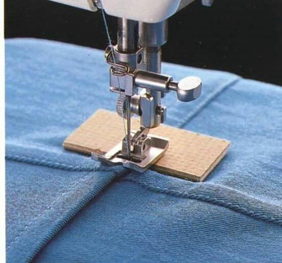 Dando Aquele Empurrãozinho em Tecidos Grossos (Dicas)   Fonte: https://vk.com/  #moda, #estilo, #modelagem, #costura, #workshop, #karlacruz