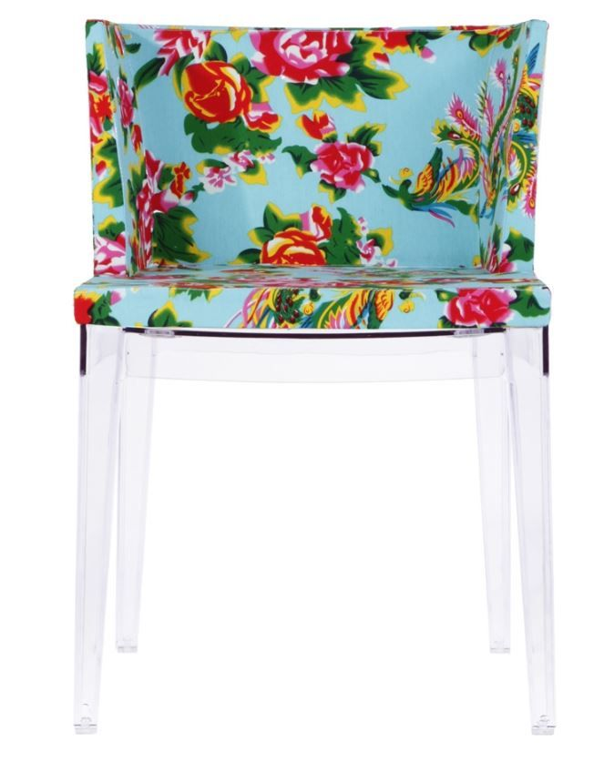 replica philippe starck mademoiselle chair chinese blue