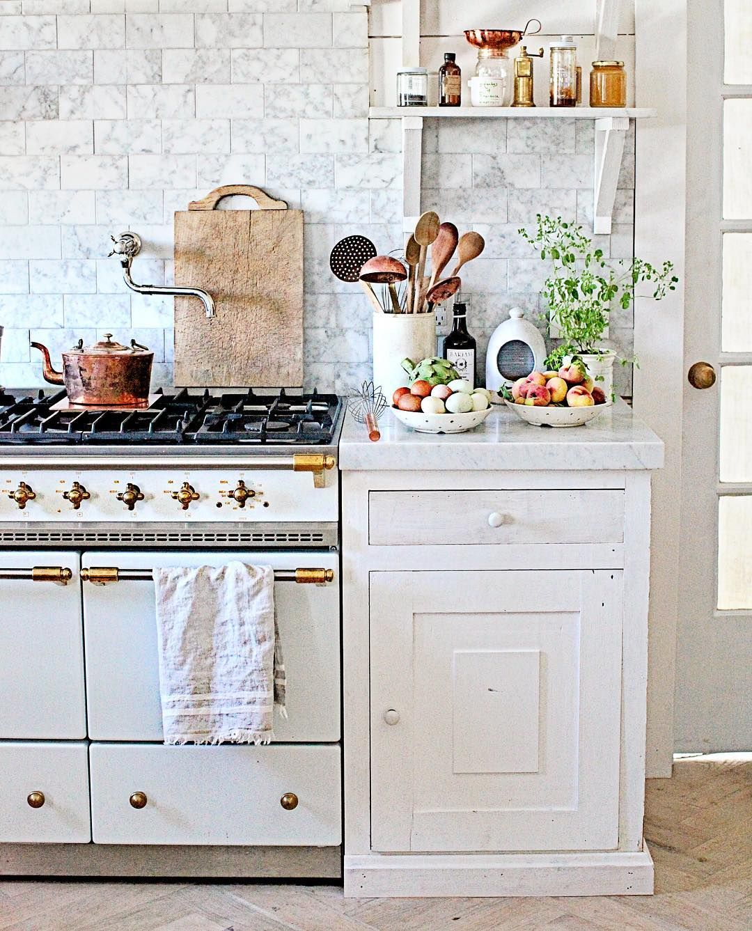 Cottage Kitchen Remodel On A Budget: Pin By Little Yellow Cottage On ***Cozy Cottage Kitchens
