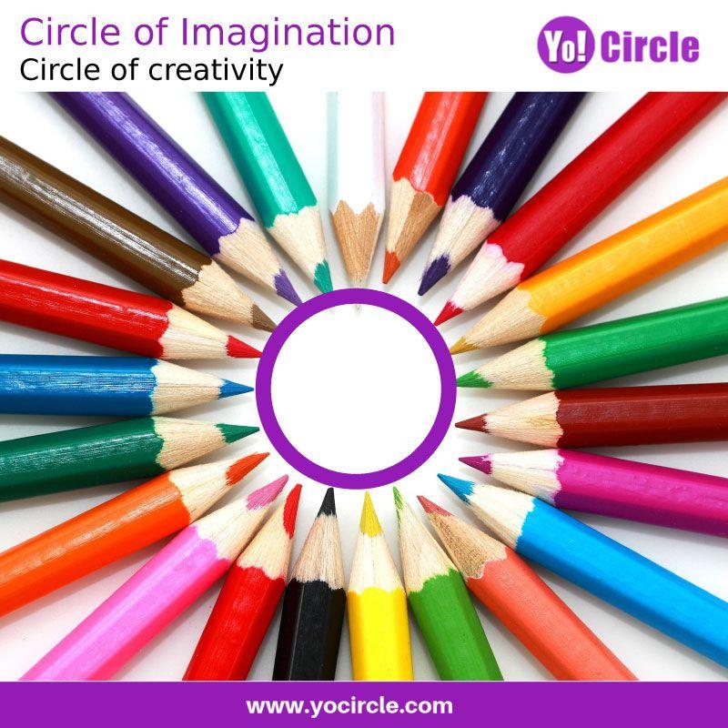 Circle of imagination circle of creativity click here to