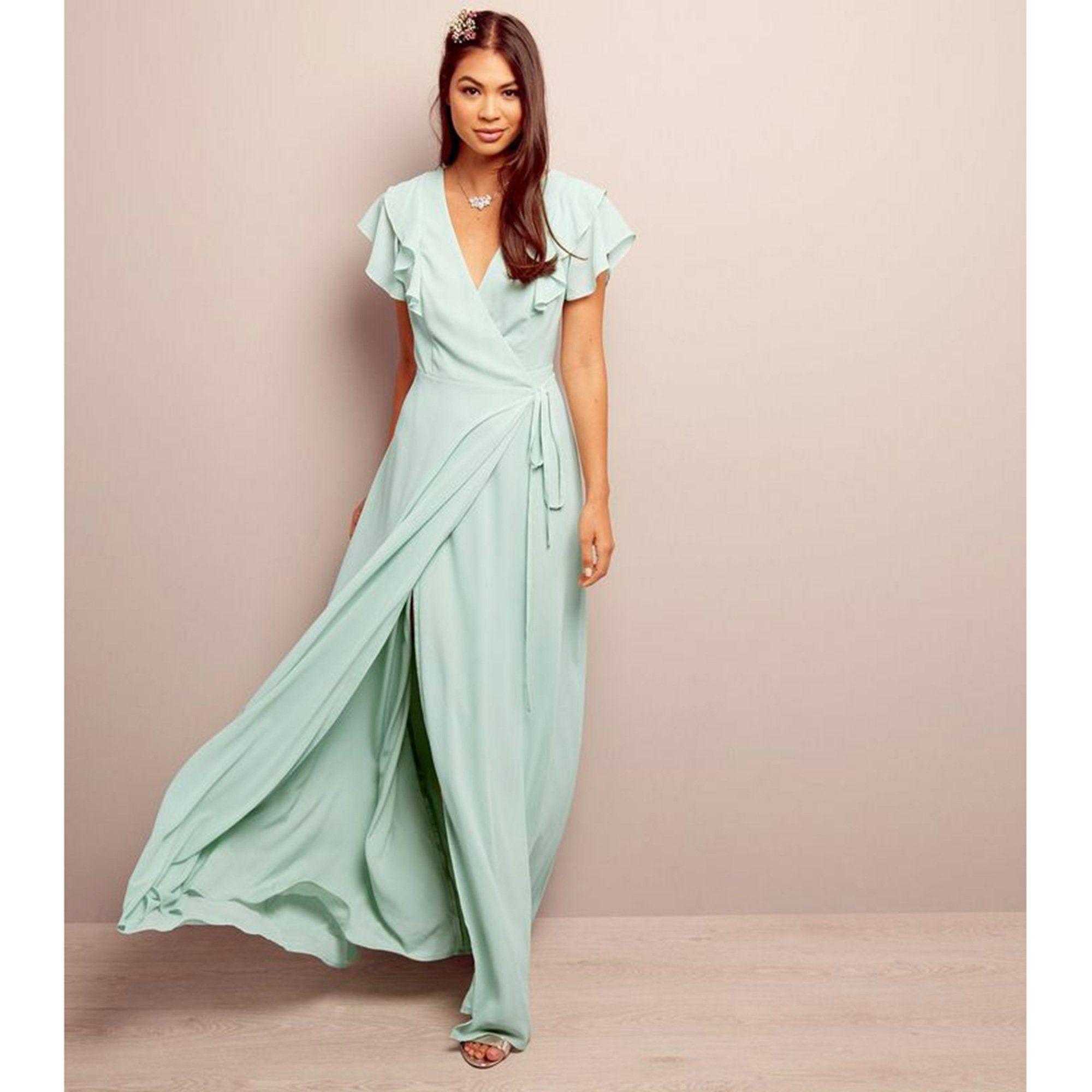 20 jolies tenues d 39 invit e pour un mariage couture inspi pinterest robe long longues et. Black Bedroom Furniture Sets. Home Design Ideas