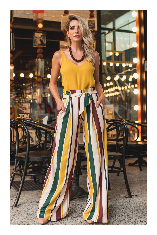 Los 5 Mejores Outfits Para Una Reunion En Familia Tizkka Pantalones Estampados Outfits Pantalones De Moda Mujer Ropa