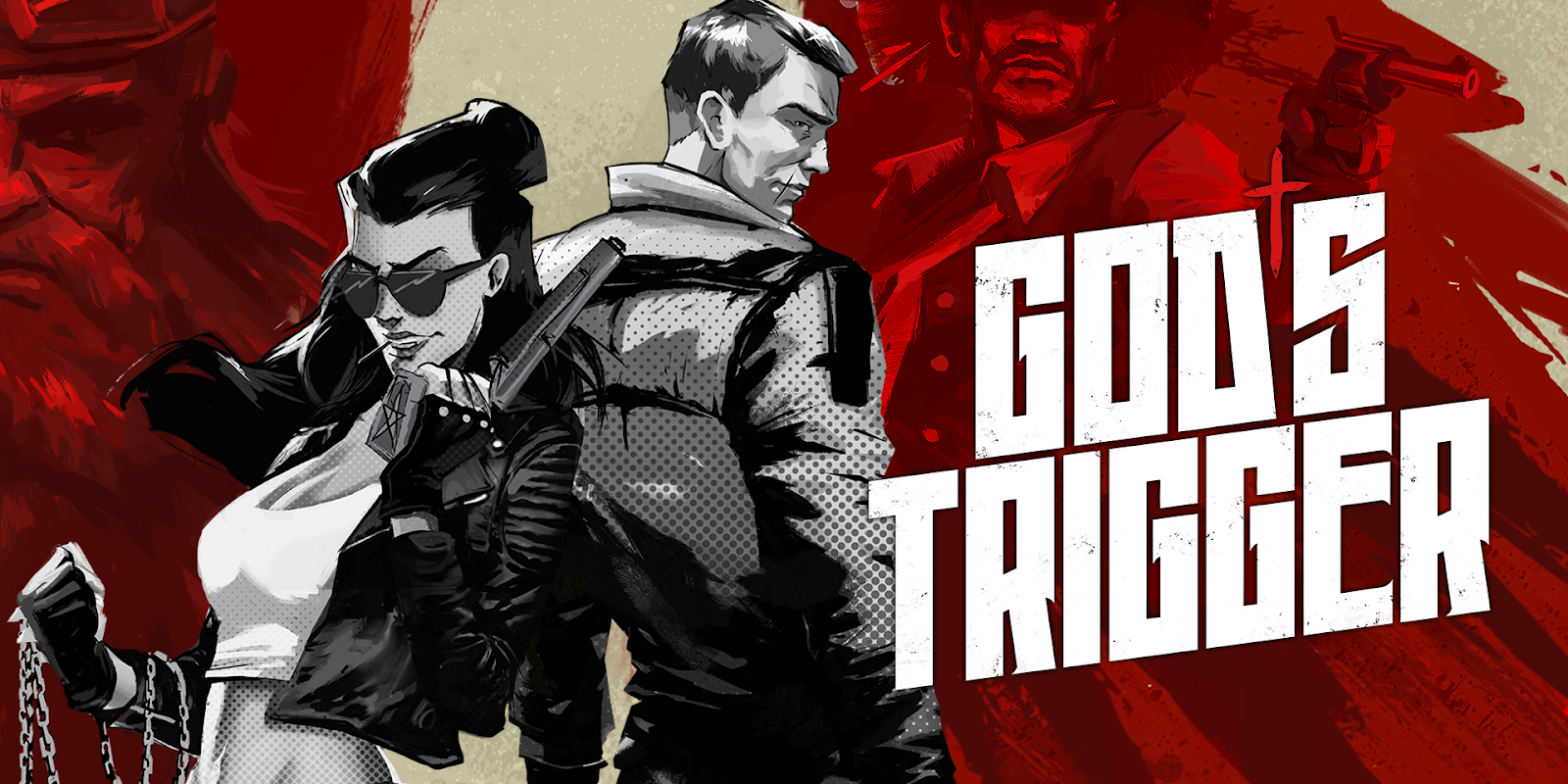 """TopDown Coop Shooter """"God's Trigger"""" Launches in April"""