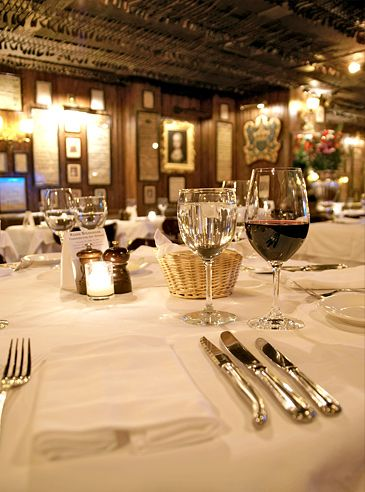 Keens Steakhouse 72 West 36th Street Ny 10018 My Favorite