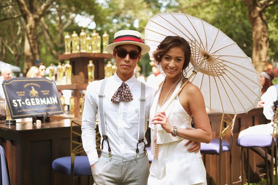 15 Fun Stylish Photos From The Jazz Age Lawn Party Governors Island Day