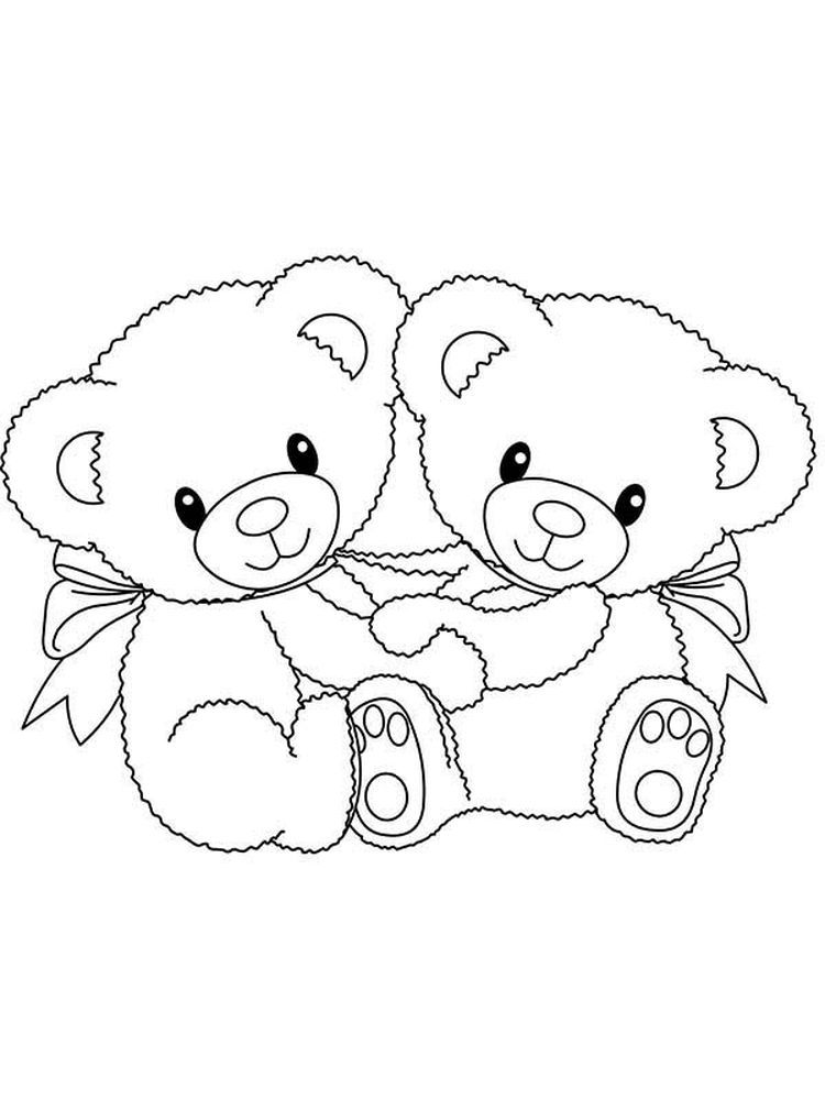 Little Bear Coloring Pages Free Bear Coloring Pages Little
