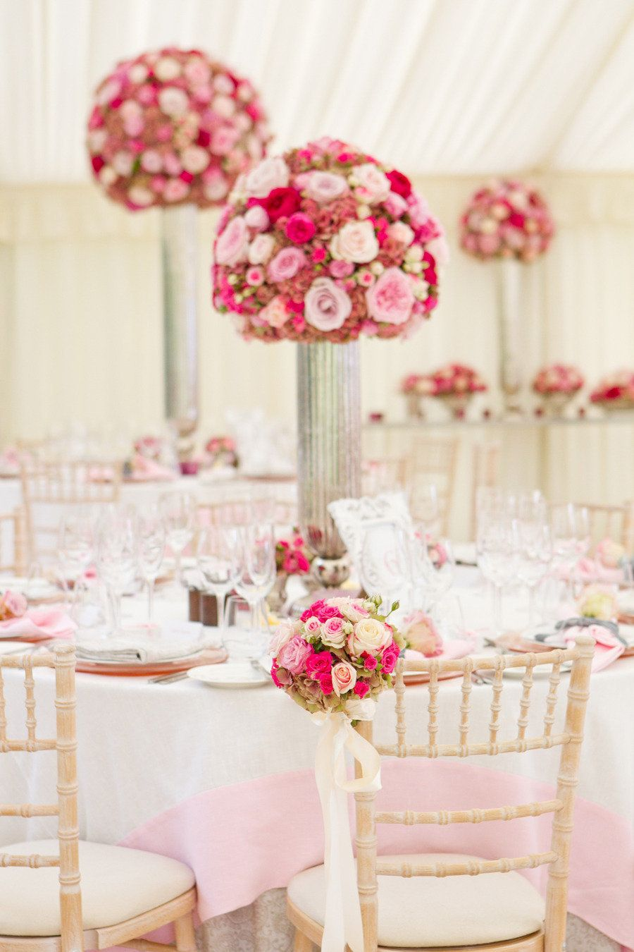 English wedding decoration ideas  Cotswold England Wedding from Catherine Mead Photography  Flowerd