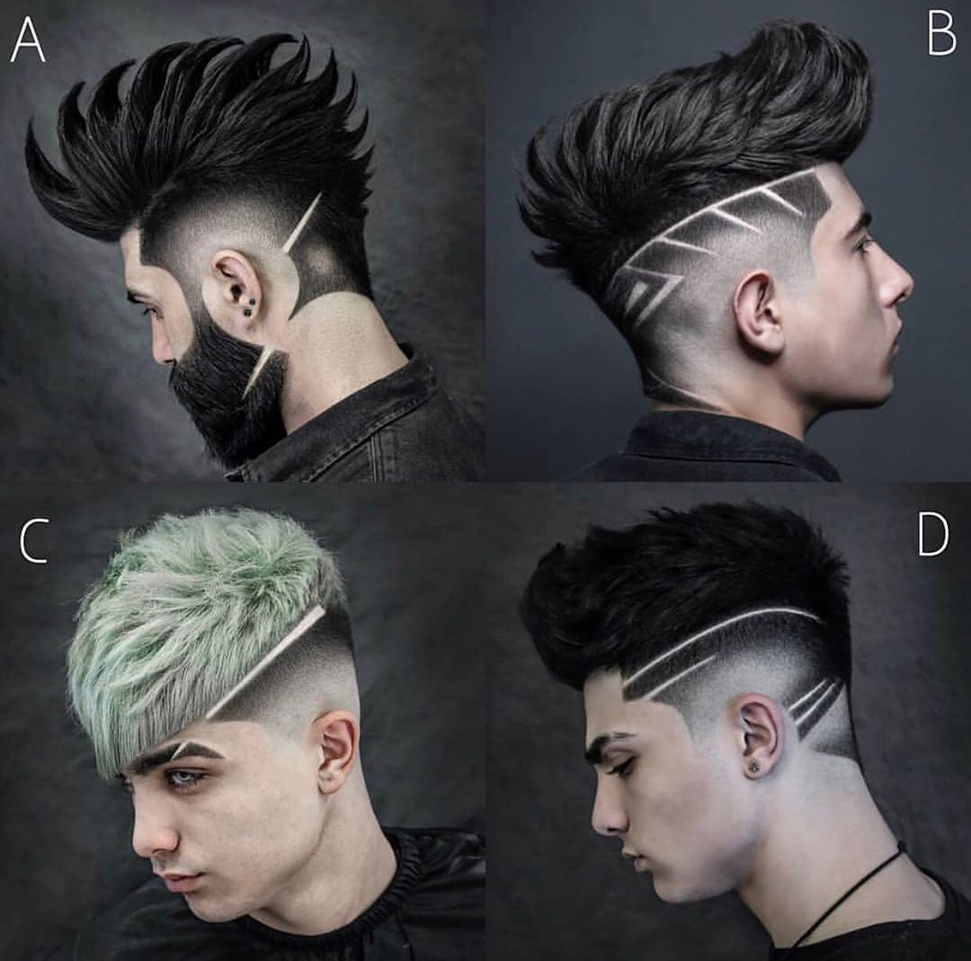 Which Style Do You Prefer Coiffure Homme Style Coiffure Homme Style De Cheveux Courts