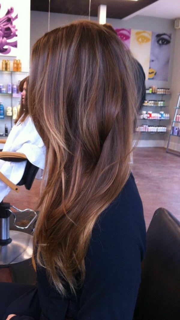 100 coole bilder von frisuren für braune haare! | life | pinterest