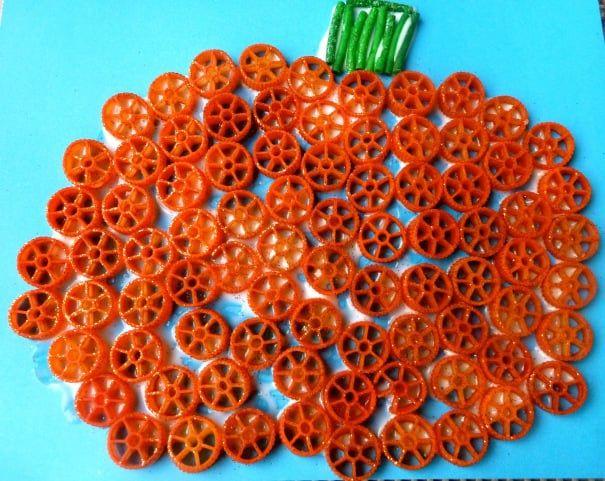 Pumpkin Themed Crafts for Kids