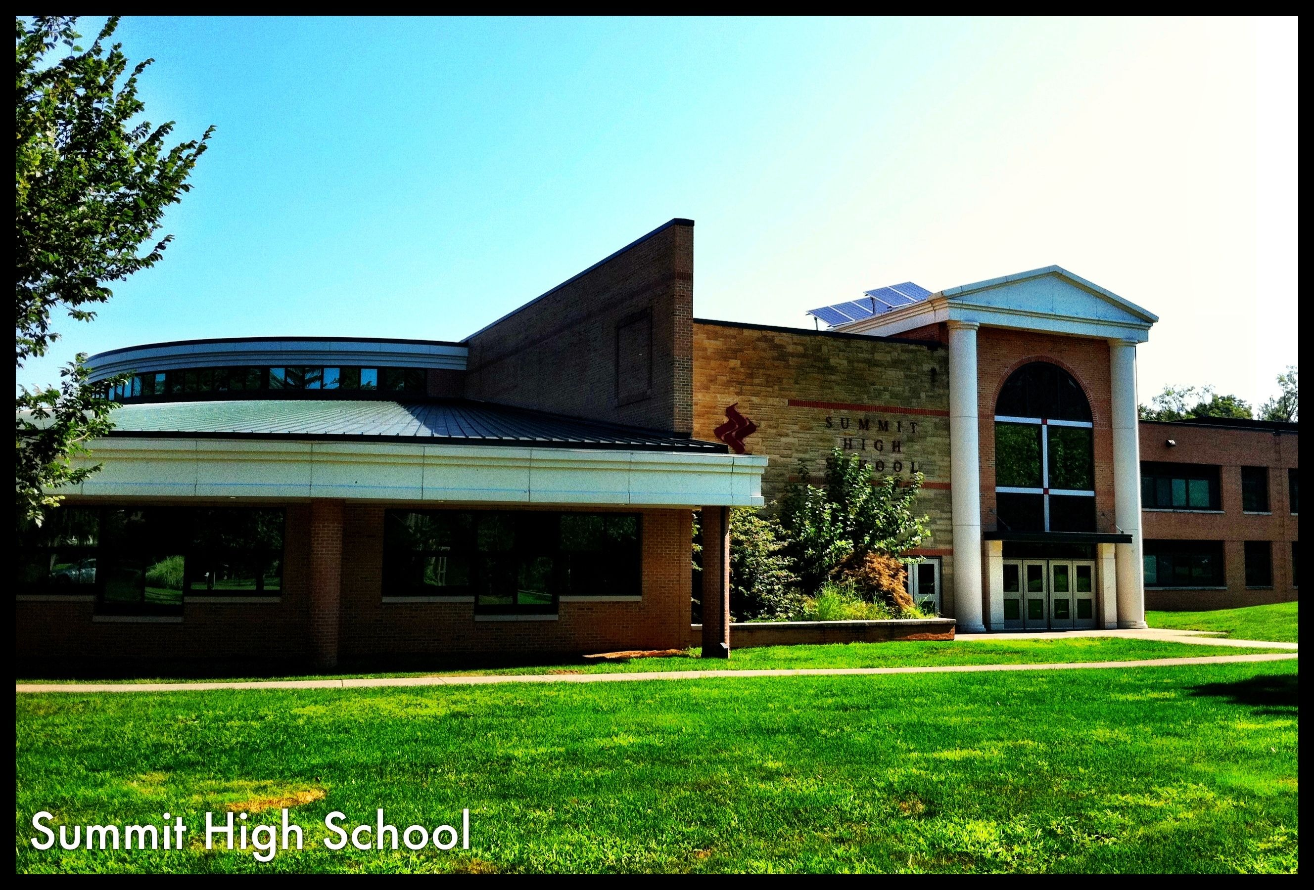 Summit Senior High School Ranked number 15 in the State