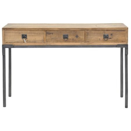 I Pinned This Baylor Console Table From The Rustic Elegance Event At