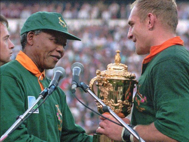 Nelson Mandela And The Virtue Of Compromise Rugby World Cup Siya Kolisi Nelson Mandela