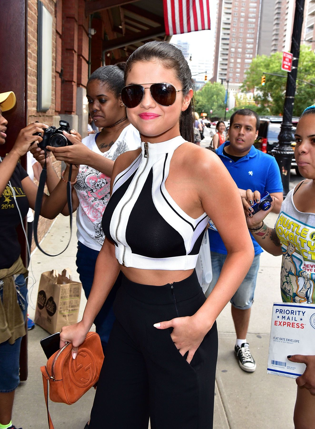 Who run the world? Selena Gomez.