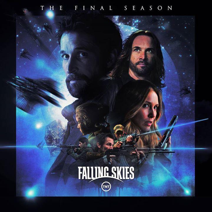 Season 5 Falling Skies Science Fiction Books Sci Fi Tv Shows