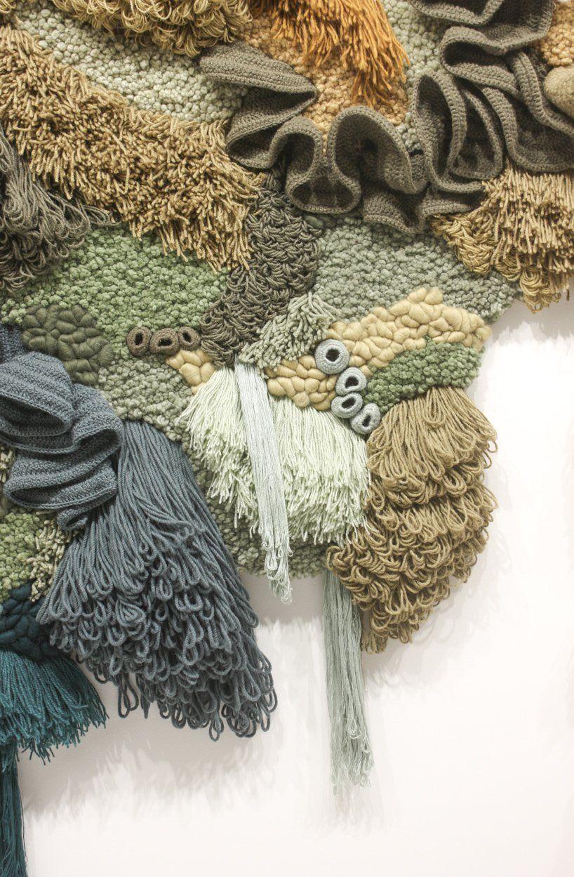 Мастерица из Португалии создает «живые кораллы» из ...