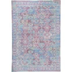 Photo of benuta Trends Teppich Visconti Blau 300×400 cm – Vintage Teppich im Used-Lookbenuta.de