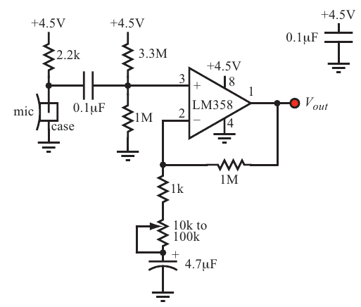 Image result for lm358 amplifier circuit info al pinterest image result for lm358 amplifier circuit ccuart Gallery