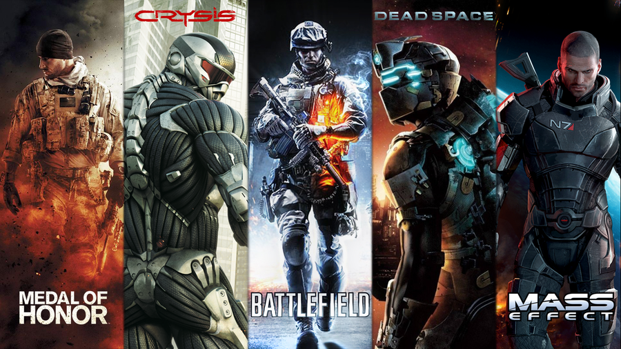 1080p video game wallpapers pack