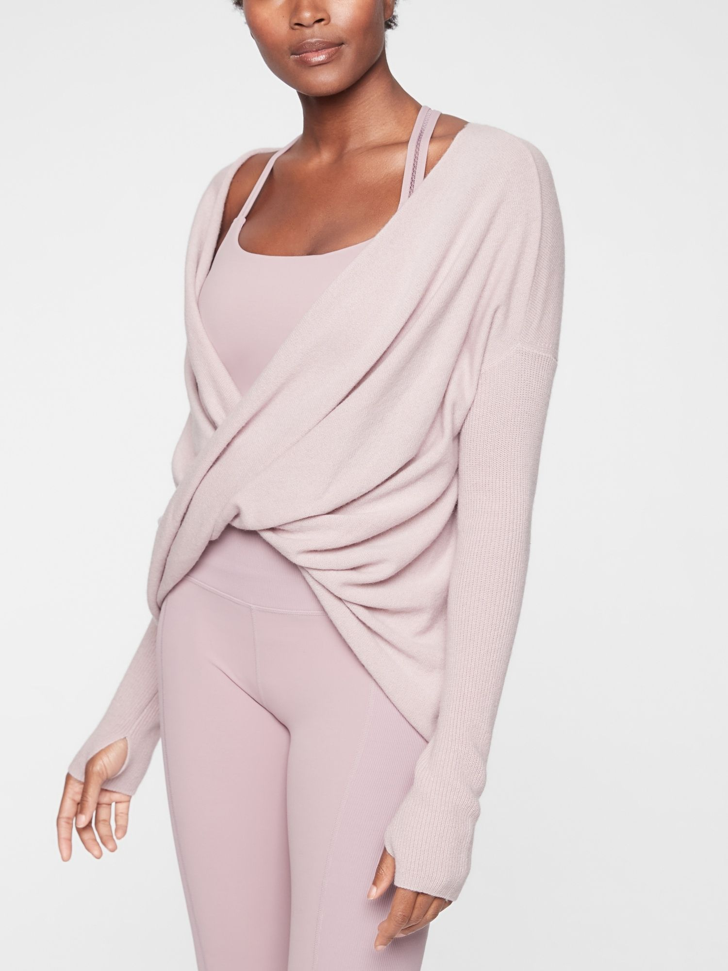 e9d248e194ef Finale Wool Cashmere Convertible Sweater