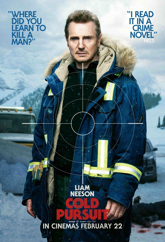 Liam Neeson in Cold Pursuit | Movies/TV in 2019 | Liam
