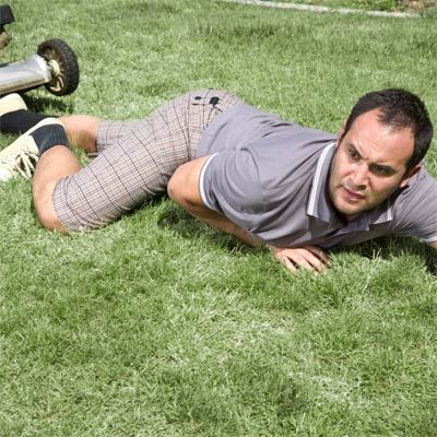 11 Ways Your Lawn Can Kill You is part of lawn Mower Photo Galleries - Warning Your verdant paradise may be a death trap (or at least make you very sick)  Before you spend the next sunny day lounging on the lawn, watch out for these dozen dangers to your health