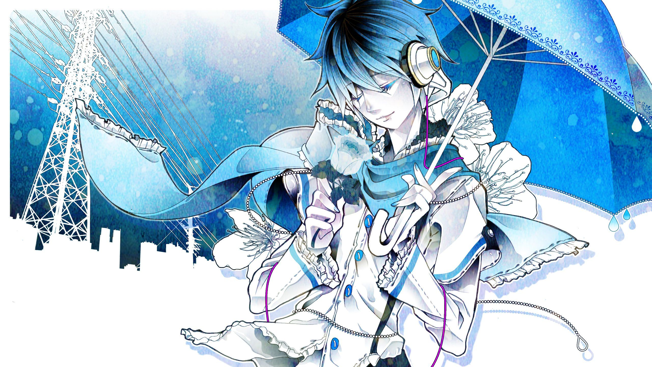 HD Kaito Vocaloid Backgrounds | Wallpapers, Backgrounds ...