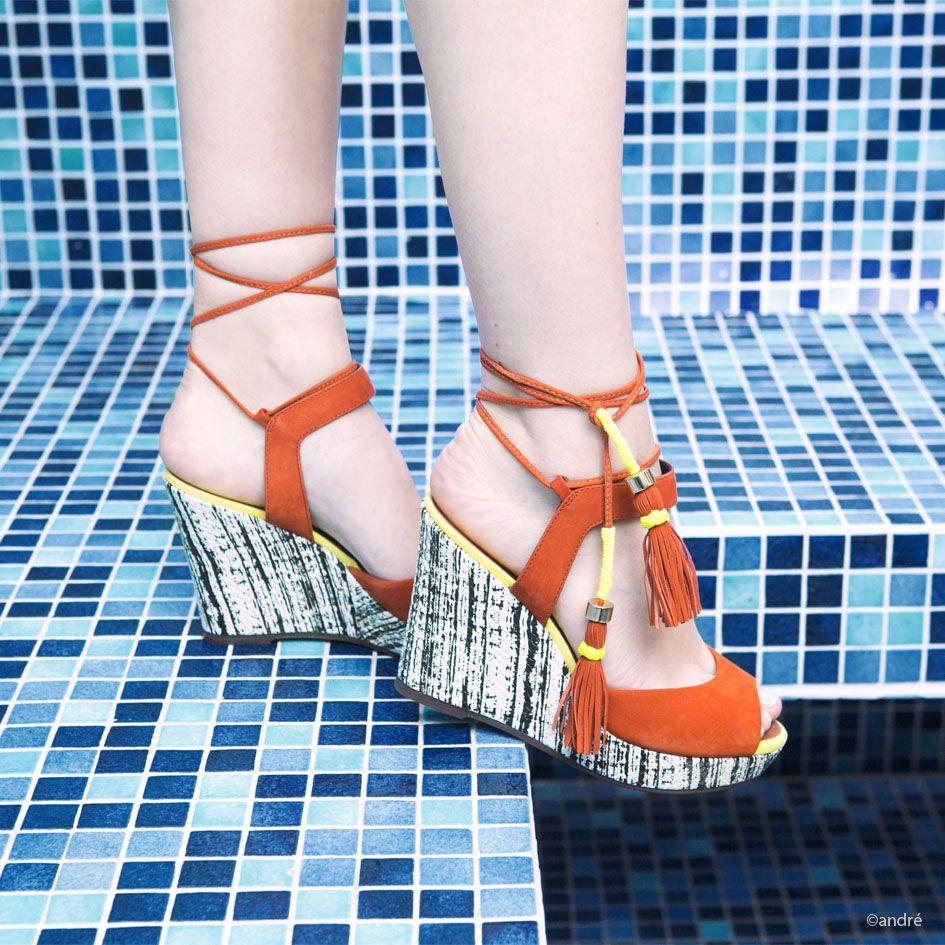 ddc37fde2396 Explore Wedge Sandals and more! San Marina