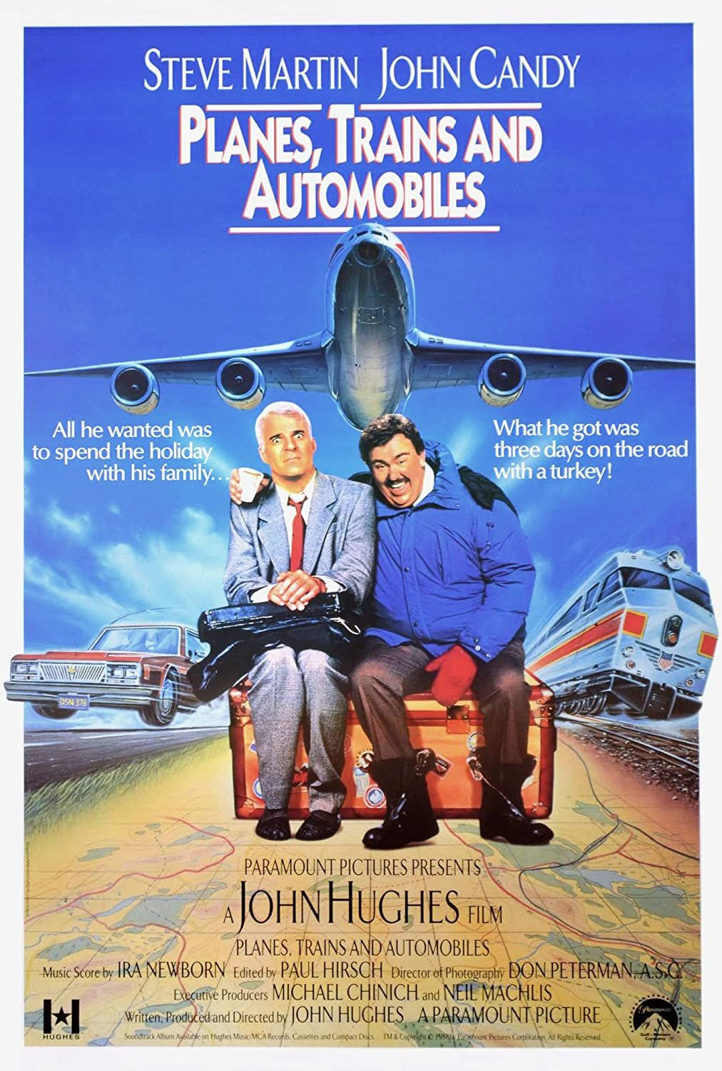 Watch Full Planes Trains And Automobiles For Free En 2021