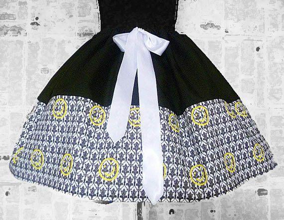 Sherlock Holmes I Am Sherlocked Benedict Skirt Dress By RoobyLane