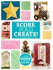 Score, Fold, Create! - Electronic Download