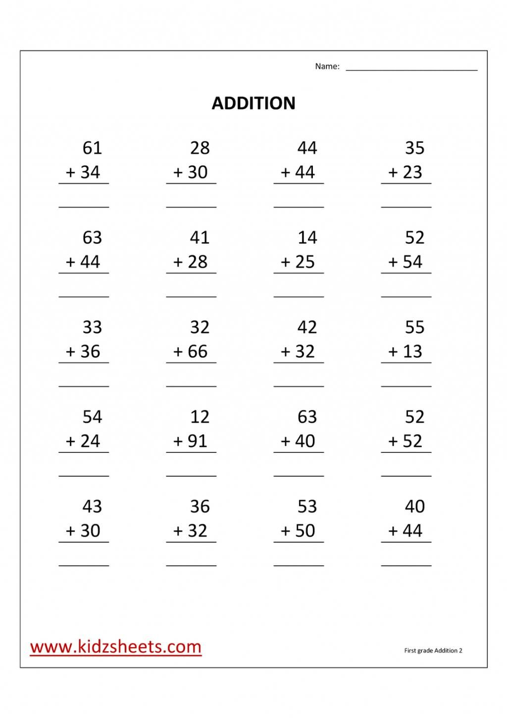 Awesome Kids Printable Math Worksheets That You Must Know