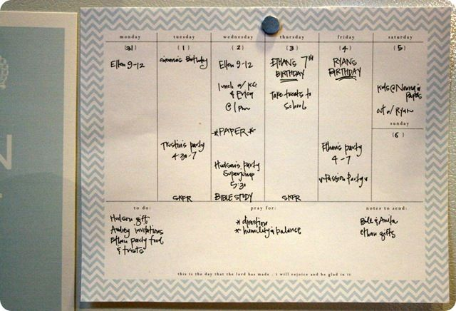 Crazy  Printable Weekly Calendar Free Printable Weekly Calendar